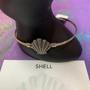 NWT Luca & Danni Shell Bangle Bracelet